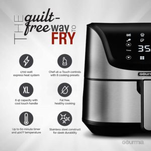 Multi Mode DigitGourmia al Air Fryer