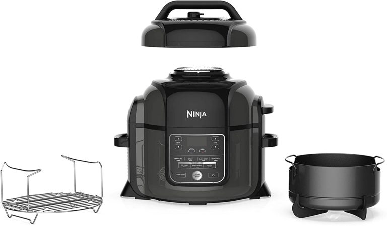 Ninja Foodi 9-in-1 Pressure, Slow Cooker & Air Fryer