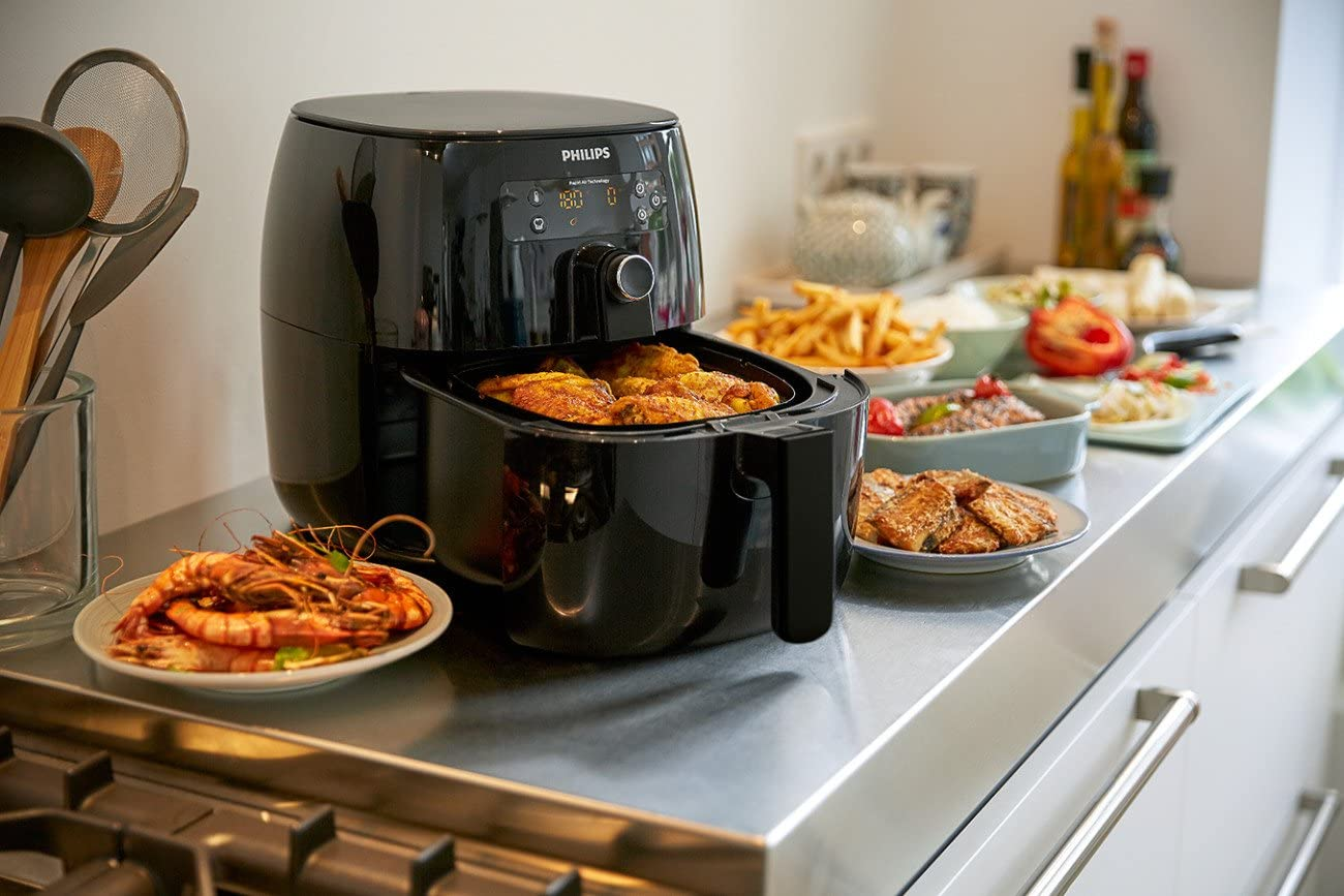 Philips turbo star air fryer