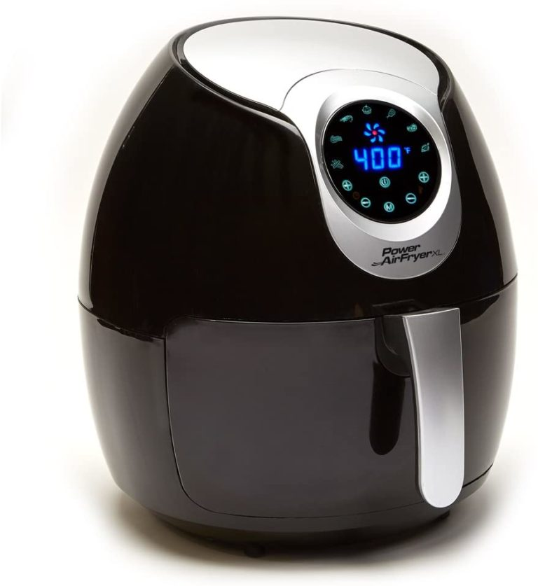 Power air fryer 3.4 quart