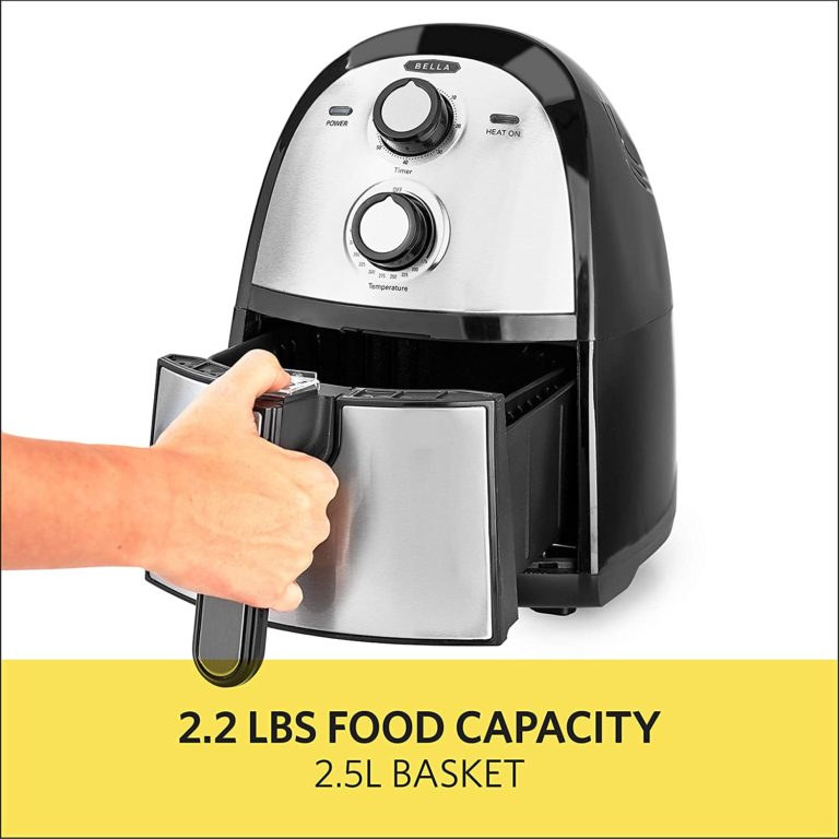 Best Home Air Fryer For Two People – A Healthier Way To Fry