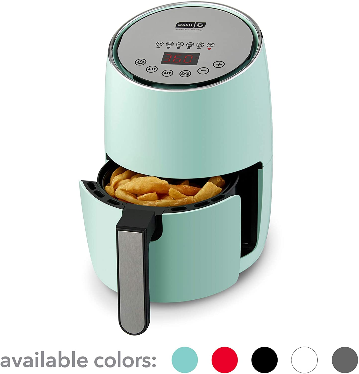 Dash Compact 1.2 Quart Air Fryer