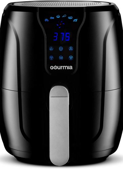 Gourmia GAF328 Digital Air Fryer 3.5-Quart Capacity
