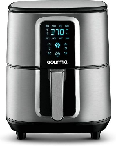 Gourmia GAF735 Stainless Steel Digital Air Fryer